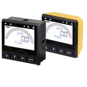 Thông tin chung về bộ hiển thị đa năng 9900-1 GF Signet Màn hình ngược sáng tự động lớn Biểu đồ thanh kỹ thuật số kiểu quay số Vỏ bọc 1/4 DIN Chế độ lỗi có thể lựa chọn cho đầu ra hiện tại Đầu vào kỹ thuật số (S³L) Đầu vào tần số AC Phạm vi 0,5 đến 1500Hz 0,5% độ chính xác đọc Có khả năng đầu vào 4-20mA Với phụ kiện chuyển đổi 8058 tùy chọn Đèn LED cảnh báo Khả năng nhãn 13 ký tự tùy chỉnh cho loại kênh Tuân thủ CE, UL, CUL, FCC & RoHS