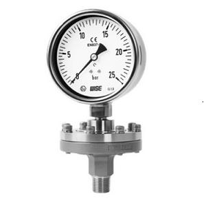 Đồng hồ đo áp suất WIKA - 232.50.100