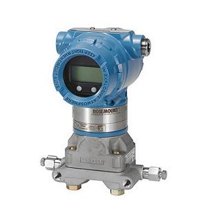 cảm biến ap suất 3051C Rosemount