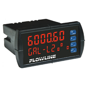 Bộ điều khiển mức FLOWLINE dạng hiển thị thông số Model: L155